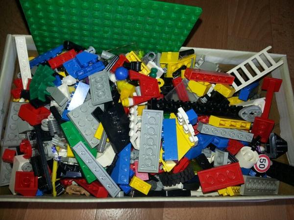 lego steine kleinteile in mannheim spielzeug lego playmobil kaufen und verkaufen ber. Black Bedroom Furniture Sets. Home Design Ideas