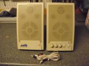 Leistungsstarke Lautsprecher für