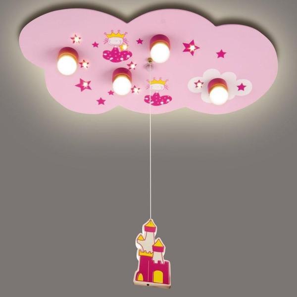 leuchte kinderzimmer led princess in ingelheim lampen kaufen und verkaufen ber private. Black Bedroom Furniture Sets. Home Design Ideas