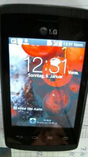 LG E410i Optimus