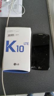 LG k10 und