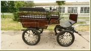 Linzer Wagonette für