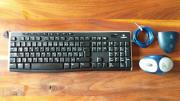 Logitech Funk Tastatur