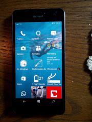 Lumia 650 black