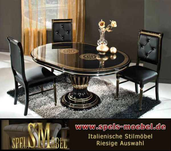 kleinanzeigen luxus m bel bar tresen wohnzimmer rossella schwarz gold hochglanz italienische. Black Bedroom Furniture Sets. Home Design Ideas