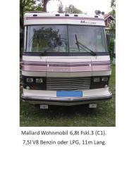 Mallard, Chevrolet P30,