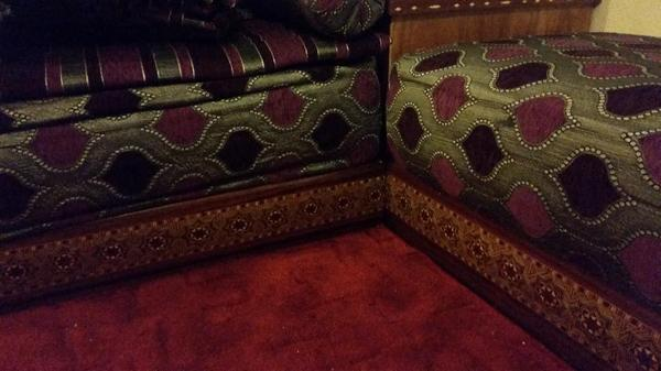 marokkanische sitzecke couch sedari in m nchen polster sessel couch kaufen und verkaufen. Black Bedroom Furniture Sets. Home Design Ideas