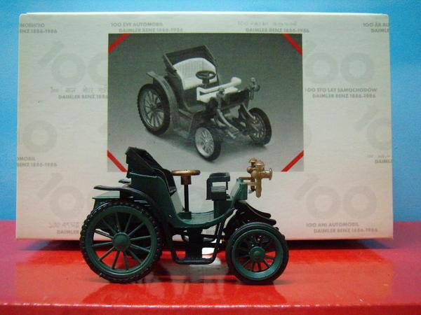 mb 100 jahre automobil daimler benz 1886 1986 in. Black Bedroom Furniture Sets. Home Design Ideas