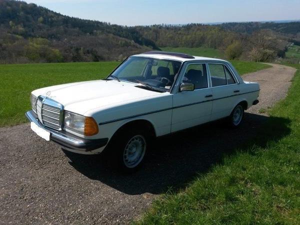 Voiture mercedes benz 230e w123 oldtimer pour 4250 for Mercedes benz 230e