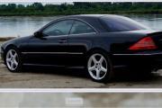 Mercedes CL 600 &