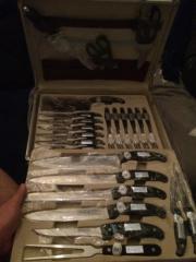 Messer Koffer set