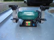 Metabo Doppelschleifmaschine