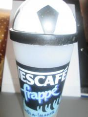 Milchsaker von Nescafe