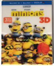 Minions 3D [Blu-