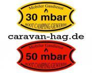 Mobile Gasprüfungen,Berlin/