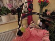 Mobile Spieluhr mit Maus von Sterntaler mit Musik für Babybett gebraucht kaufen  Weilheim