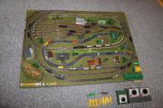 Modeleisenbahn, komplett, Spur