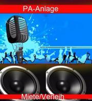 Moderne Musikanlage DJ -