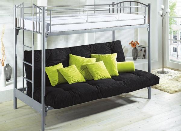 metall hochbett neu und gebraucht kaufen bei. Black Bedroom Furniture Sets. Home Design Ideas