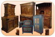 Möbel Antiquitäten Sammlung