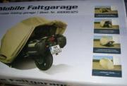 Motodome Faltgarage - dem