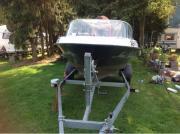 Motorboot Fiberline G15