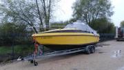 Motorboot Seacruiser, Bodenseezulassung