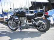 Motorrad Suzuki 650LS