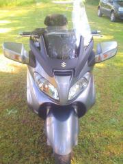 Motorrad Suzuki Burgman