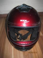 Motorradhelm Rex Comfort