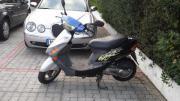 Motorroller Jinan Qingqi