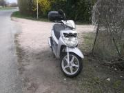 motorroller SYM HD