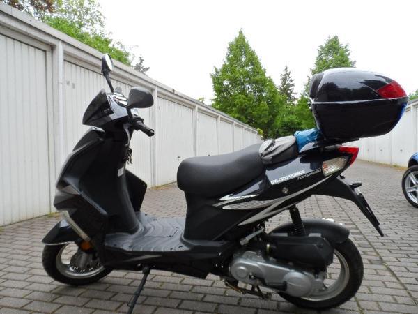 motorroller yiying flex mofas 50er kleinkraftr der. Black Bedroom Furniture Sets. Home Design Ideas
