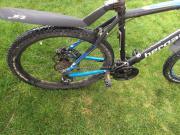 MTB Fahrrad zu