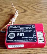 Multiplex Empfänger 35