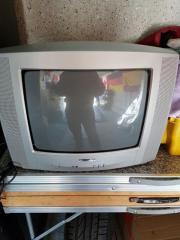 nagelneues Röhrenfernseher