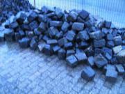 Natur - Basaltpflaster 14/