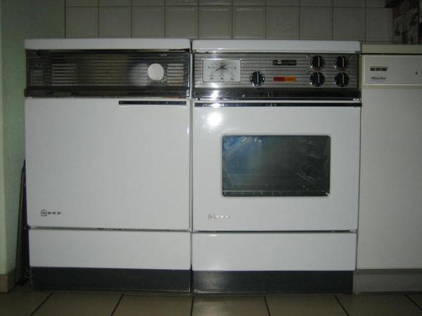 Neff elektroherd in zell kuchenherde grill mikrowelle for Elektroherd mit mikrowelle