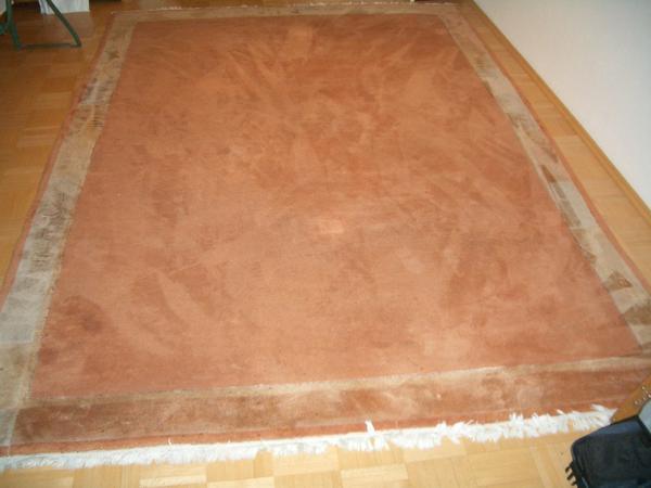 nepal teppich aprikot kanchipur n in m nchen teppiche kaufen und verkaufen ber private. Black Bedroom Furniture Sets. Home Design Ideas