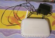 Netgear Router + Steckerbox +