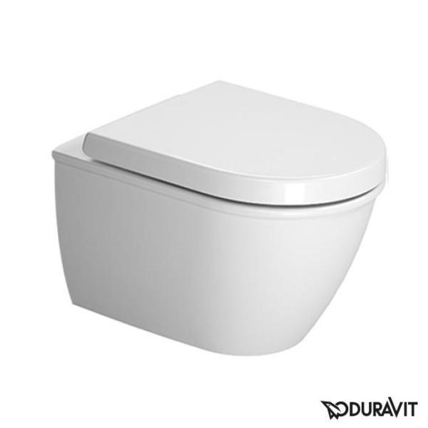 neu duravit darling new compact tiefsp l wc wondergliss neu wc sitz softclose in esslingen. Black Bedroom Furniture Sets. Home Design Ideas
