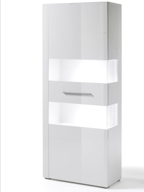 neu wohnzimmerschrank wei hochglanz in b hlertal schr nke sonstige schlafzimmerm bel kaufen. Black Bedroom Furniture Sets. Home Design Ideas