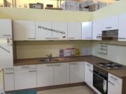Neue Küche mit