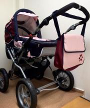 Neuer, unbenutzter Kinderwagen