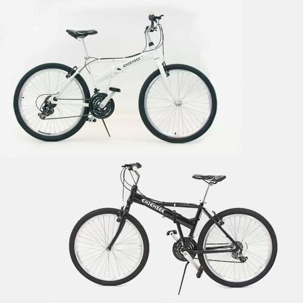 neues chiemsee 26 zoll klappfahrrad fahrrad schwarz neu in. Black Bedroom Furniture Sets. Home Design Ideas