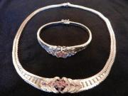 Neues Silber-Collier (