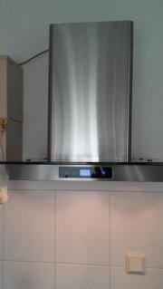 Neuwertige Glasschirm-Dunstabzugshaube