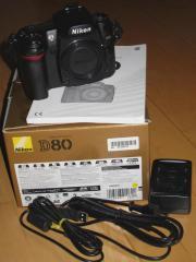 Nikon D80 DSLR