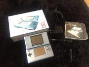 Nintendo DS blau