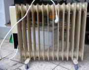 Ölradiator, Elektro-Heizofen,